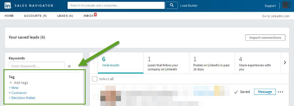 LinkedIn marketing tips